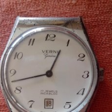 Relojes de pulsera: RELOJ VERNI GENEVE. Lote 47979529