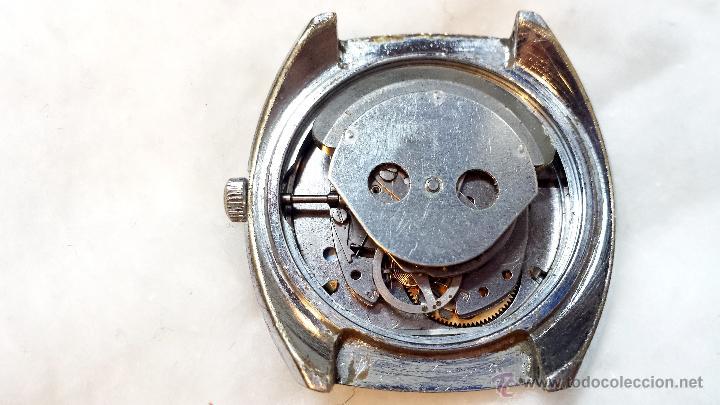 Relojes de pulsera: RELOJ PULSERA CABALLERO TIMEX AUTOMATIC CALENDARIO. NO FUNCIONA. VER DESCRIPCION - Foto 3 - 48117348
