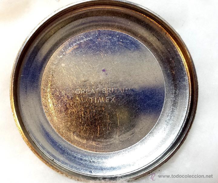 Relojes de pulsera: RELOJ PULSERA CABALLERO TIMEX AUTOMATIC CALENDARIO. NO FUNCIONA. VER DESCRIPCION - Foto 6 - 48117348