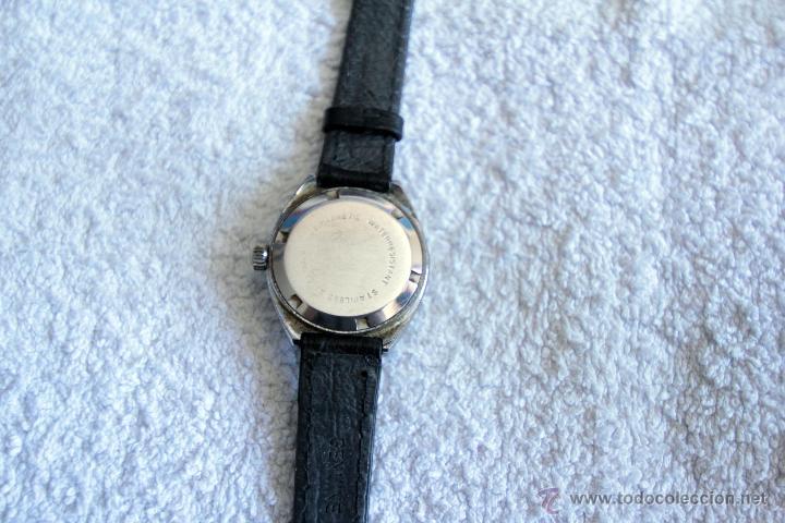 Relojes de pulsera: RELOJ DE SEÑORA DE PULSERA -TORMAS- , FUNCIONANDO, A CUERDA. AÑOS 70 - Foto 3 - 48155115