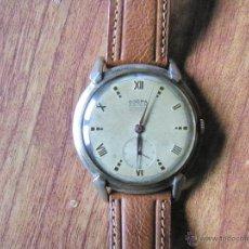 Relojes de pulsera: RELOJ DOGMA CARGA MANUAL FUNCIONANDO. Lote 48402845
