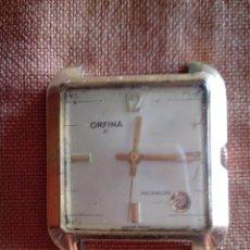 Relojes de pulsera: RELOJ ORFINA. Lote 48567523