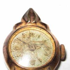 Relojes de pulsera: RELOJ DE CUERDA SUIZO AÑOS 50. Lote 48694379
