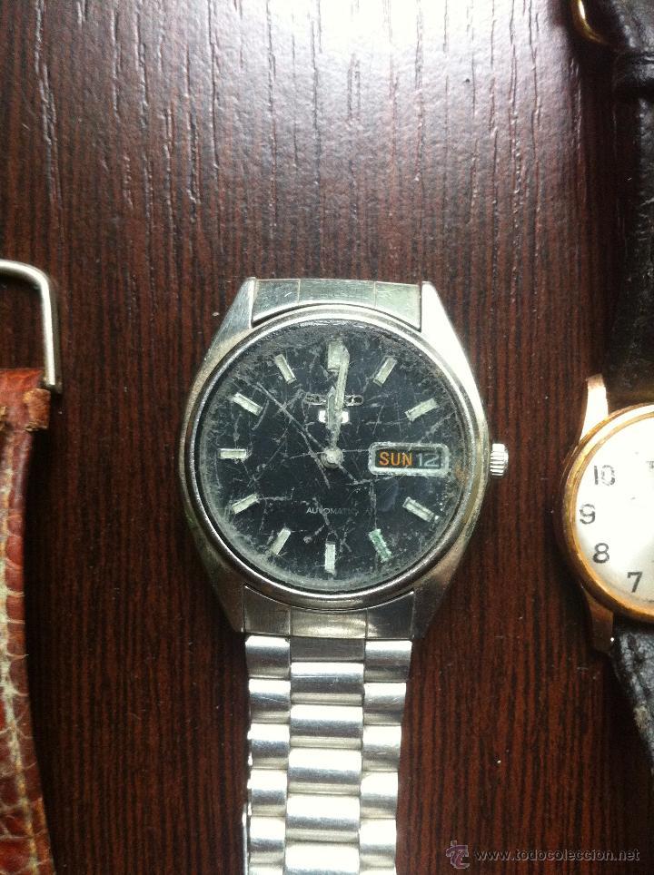 Relojes de pulsera: TREMENDO LOTE DE 12 RELOJES DE PULSERA - SEÑORA Y CABALLERO - GRAN OPORTUNIDAD - - Foto 3 - 48886023