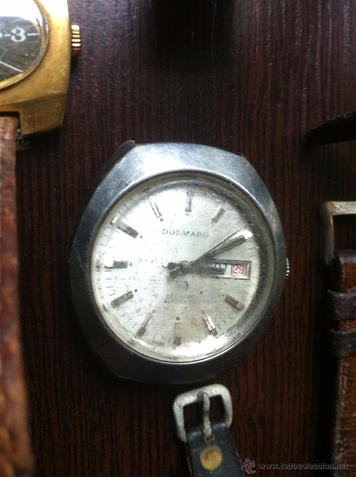 Relojes de pulsera: TREMENDO LOTE DE 12 RELOJES DE PULSERA - SEÑORA Y CABALLERO - GRAN OPORTUNIDAD - - Foto 4 - 48886023