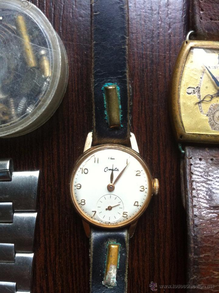 Relojes de pulsera: TREMENDO LOTE DE 12 RELOJES DE PULSERA - SEÑORA Y CABALLERO - GRAN OPORTUNIDAD - - Foto 5 - 48886023