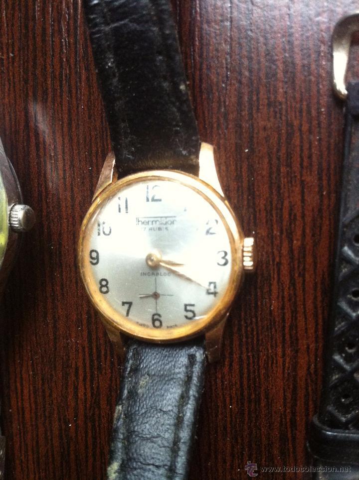 Relojes de pulsera: TREMENDO LOTE DE 12 RELOJES DE PULSERA - SEÑORA Y CABALLERO - GRAN OPORTUNIDAD - - Foto 7 - 48886023
