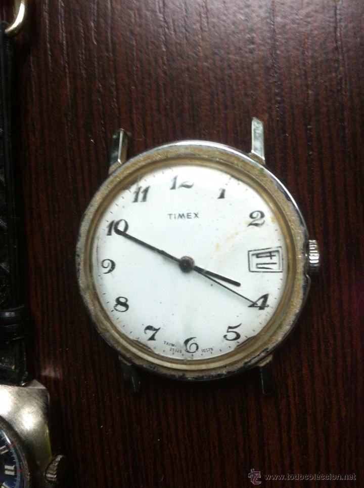 Relojes de pulsera: TREMENDO LOTE DE 12 RELOJES DE PULSERA - SEÑORA Y CABALLERO - GRAN OPORTUNIDAD - - Foto 9 - 48886023