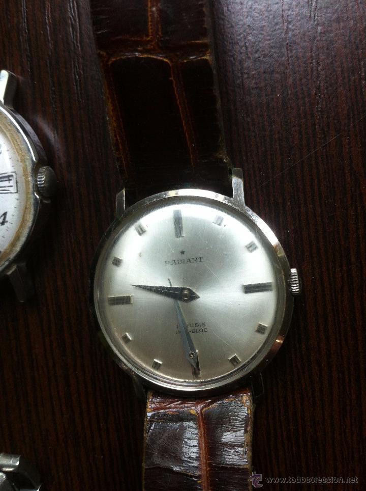 Relojes de pulsera: TREMENDO LOTE DE 12 RELOJES DE PULSERA - SEÑORA Y CABALLERO - GRAN OPORTUNIDAD - - Foto 10 - 48886023
