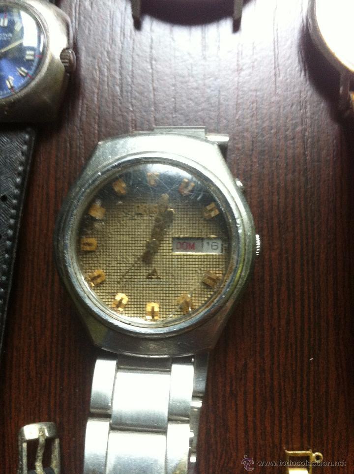Relojes de pulsera: TREMENDO LOTE DE 12 RELOJES DE PULSERA - SEÑORA Y CABALLERO - GRAN OPORTUNIDAD - - Foto 11 - 48886023