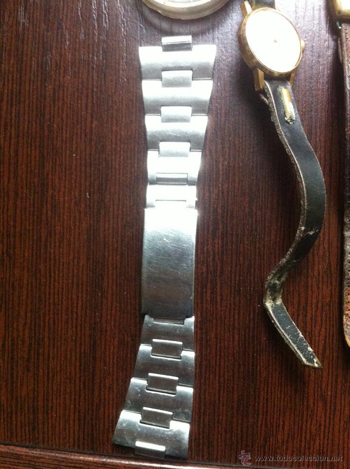 Relojes de pulsera: TREMENDO LOTE DE 12 RELOJES DE PULSERA - SEÑORA Y CABALLERO - GRAN OPORTUNIDAD - - Foto 15 - 48886023