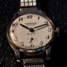 Relojes de pulsera: THERMIDOR , DE CUERDA, PARA SEÑORA, 17 RUBIS, VINTAGE. Lote 48970658