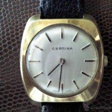 Relojes de pulsera: RELOJ DE CUERDA MARCA CERTINA . Lote 49076834
