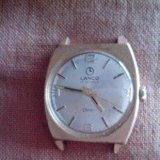 Relojes de pulsera: INTERESANTE RELOJ LANCO OCLAN. Lote 49103639