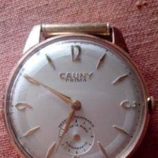 Relojes de pulsera: EXTRAORDINARIO RELOJ CAUNY PRIMA. Lote 49103735