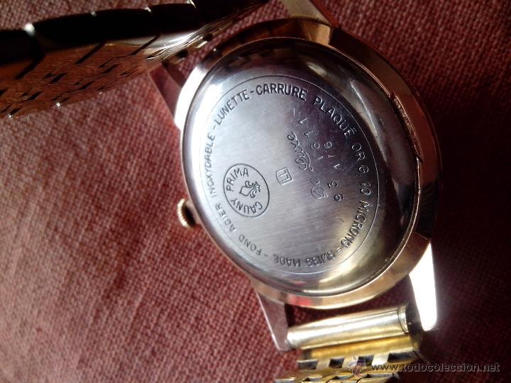 Relojes de pulsera: Extraordinario Reloj Cauny Prima - Foto 4 - 49103735
