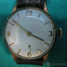 Relojes de pulsera: RELOJ OSMAN. CARGA MANUAL. NO FUNCIONA. Lote 49154424