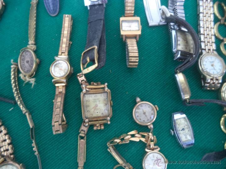 Relojes de pulsera: 55 relojes de pulsera caballero y señoras - Foto 4 - 49334899