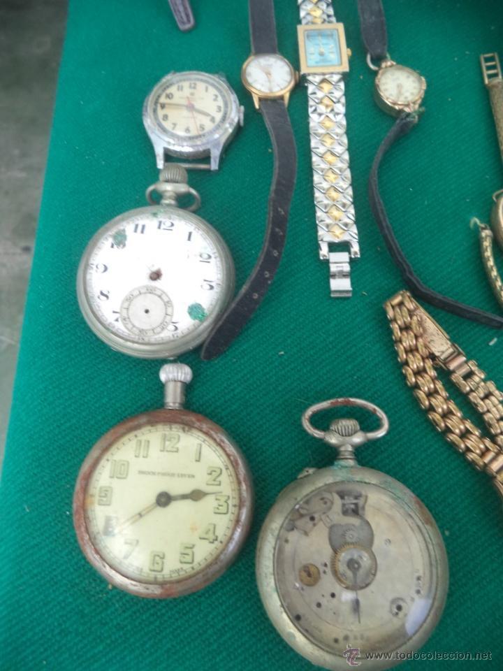 Relojes de pulsera: 55 relojes de pulsera caballero y señoras - Foto 5 - 49334899