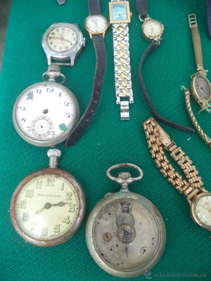 Relojes de pulsera: 55 relojes de pulsera caballero y señoras - Foto 6 - 49334899