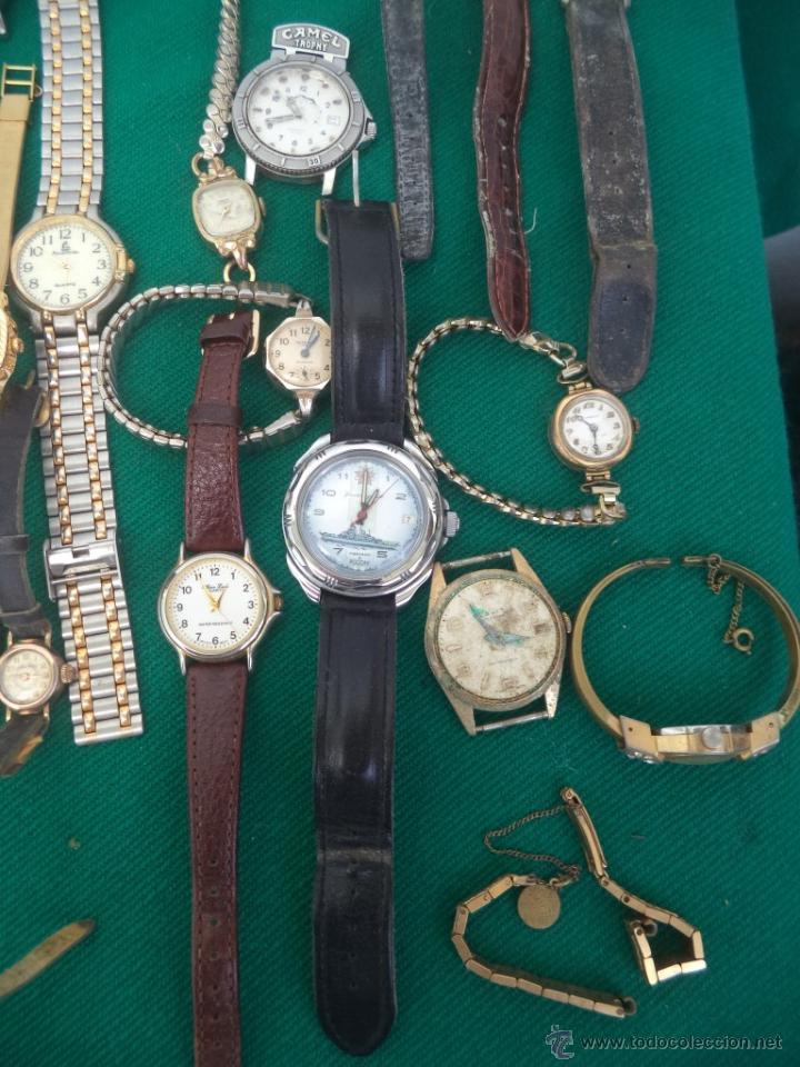 Relojes de pulsera: 55 relojes de pulsera caballero y señoras - Foto 7 - 49334899