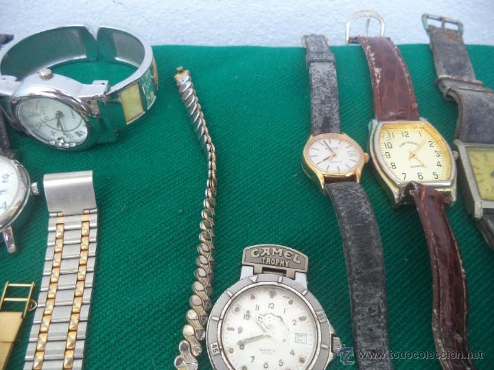 Relojes de pulsera: 55 relojes de pulsera caballero y señoras - Foto 8 - 49334899
