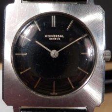 Relojes de pulsera: UNIVESAL GENEVE-MOD ALTEZA. Lote 49376424
