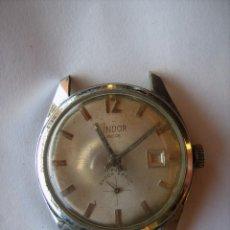 Relojes de pulsera: **ANTIGUO RELOJ DE PULSERA---LINDOR ANCRE--(3 CM) ESFERA A CUERDA, FUNCIONANDO**. Lote 49476072