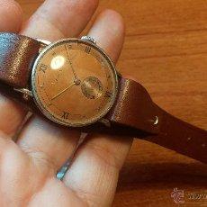 Relojes de pulsera: ANTIGUO RELOJ LANCET A CUERDA, DE PULSERA Y CABALLERO DE LOS AÑOS 30. Lote 49476918