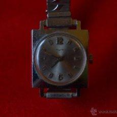 Relojes de pulsera: RELOJ CAUNY PRIMA CORREA FLEX. Lote 49595475