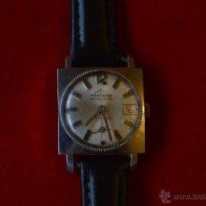 Relojes de pulsera: RELOJ FONTAINE DE SEÑORA.INOX -FUNCIONA. Lote 49595532