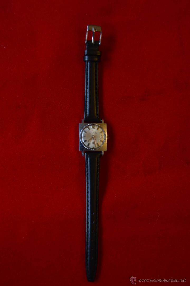 Relojes de pulsera: RELOJ FONTAINE DE SEÑORA.INOX -FUNCIONA - Foto 3 - 49595532