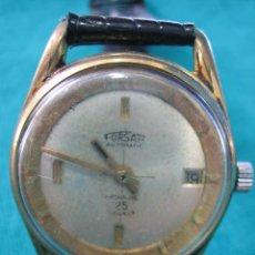 Relojes de pulsera - Reloj de caballero Forsan Automatic. Funciona - 49701932
