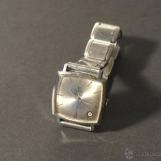 Relojes de pulsera: RELOJ POTENS PRIMA CON CALENDARIO. 17 RUBIS. SWISS MADE. INCABLOC. EN BUEN ESTADO Y FUNCIONANDO. . Lote 49758420