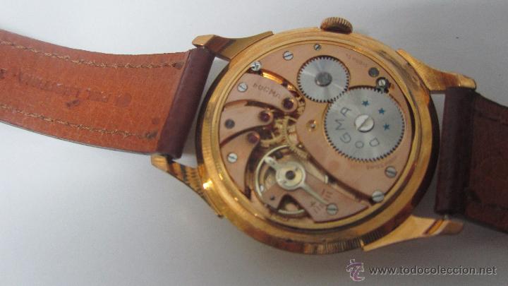 Relojes de pulsera: Dogma Caballero 40mm, años 60. - Foto 5 - 49890165