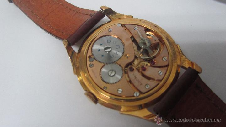 Relojes de pulsera: Dogma Caballero 40mm, años 60. - Foto 6 - 49890165