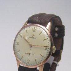 Relojes de pulsera: RELOJ SUIZO CORTEBERT AÑOS 50. Lote 49919064