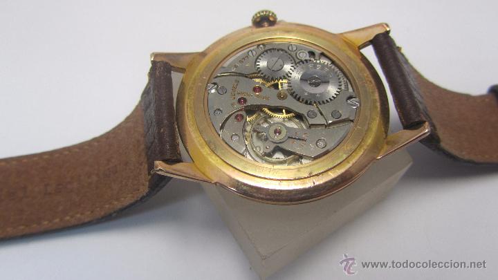 Relojes de pulsera: Reloj suizo Cortebert años 50 - Foto 4 - 49919064