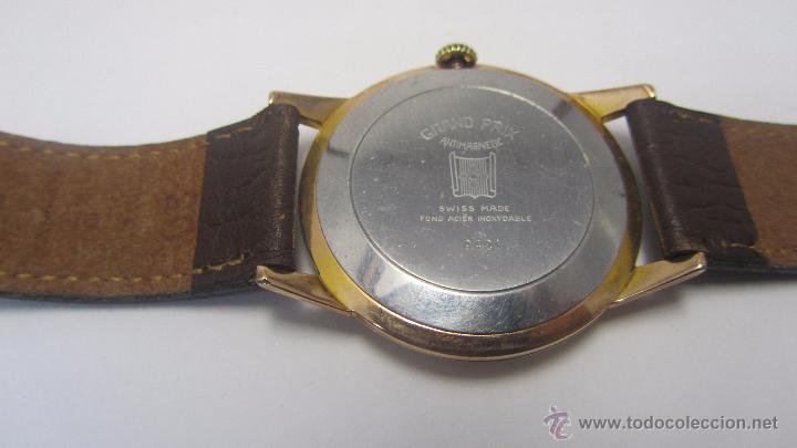 Relojes de pulsera: Reloj suizo Cortebert años 50 - Foto 5 - 49919064