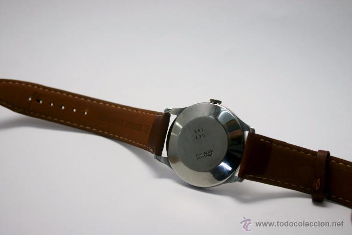 Relojes de pulsera: Reloj caballero suizo Kardex años 40/50. - Foto 5 - 49935667