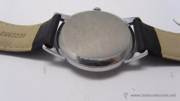 Relojes de pulsera: Reloj caballero marca Cyma años 40/50. - Foto 6 - 49941755