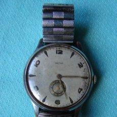 Relojes de pulsera: ANTIGUO RELOJ DE PULSERA DE CABALLERO. MARCA BATAY. CARGA MANUAL. FUNCIONANDO. Lote 50039462
