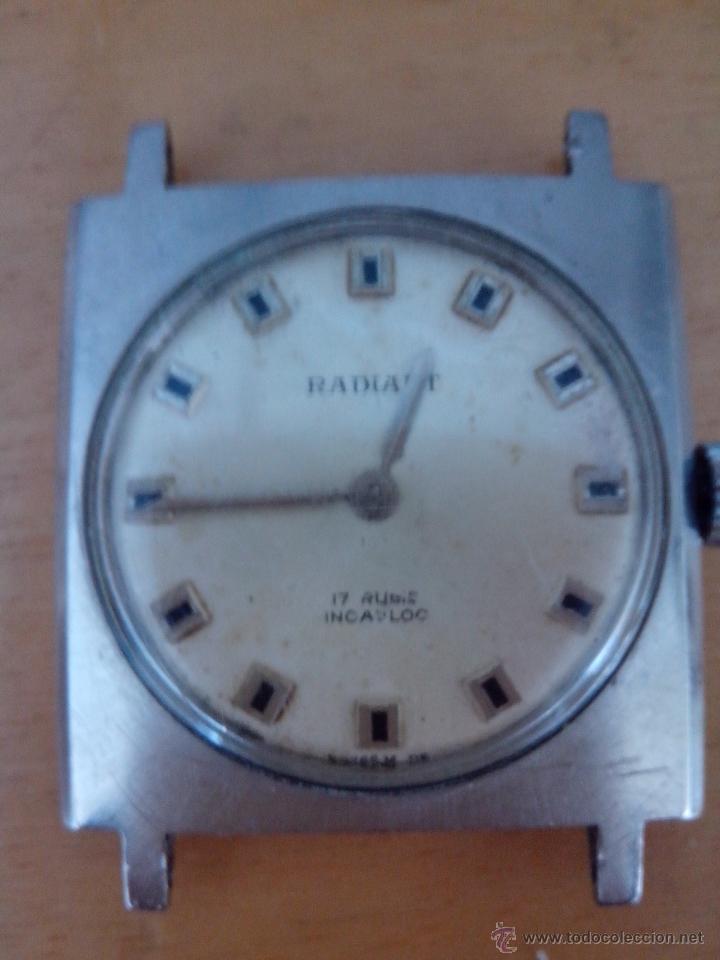 RELOJ RADIANT (Relojes - Pulsera Carga Manual)