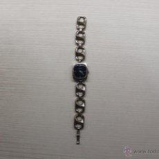 Relojes de pulsera: RELOJ LANCO, 17 JEWELS, INCABLOC, DE CUERDA, FUNCIONA. Lote 50656138