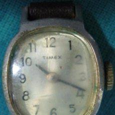 Relojes de pulsera: RELOJ DE SEÑORA TIMEX MADRE IN FILIPINAS. NO FUNCIONA. Lote 50681274