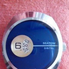 Relojes de pulsera: RELOJ DIGITAL SEATOM. Lote 50905339