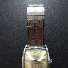 Relojes de pulsera: RELOJ DE PULSERA CAUNY ANCRE 17 RUBIS. Lote 51009689