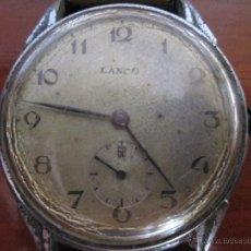 Relojes de pulsera: LANCO ANTIGUO RELOJ DE PULSERA . Lote 51082044