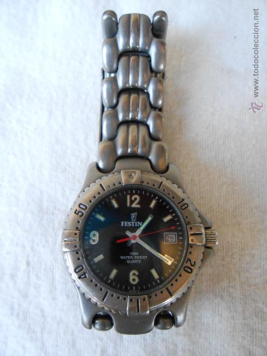 reloj de caballero festina titanium - Comprar Relojes antiguos de ... 5616ea7f2c9f