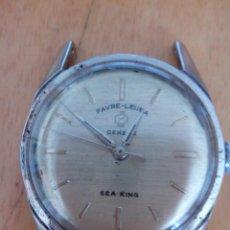 Relojes de pulsera: INTERESANTE RELOJ FAVRE LEUBA SEA KING. Lote 51118417